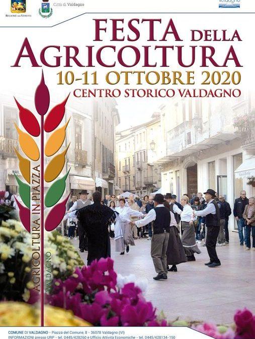 Appuntamento sabato 10 e domenica 11 ottobre a Valdagno con la festa dell'Agr…