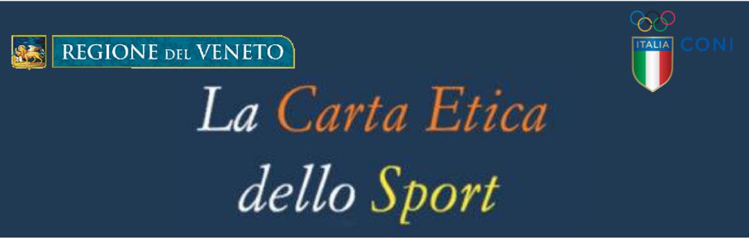 """Concorso scuole """"La Carta Etica dello Sport"""""""
