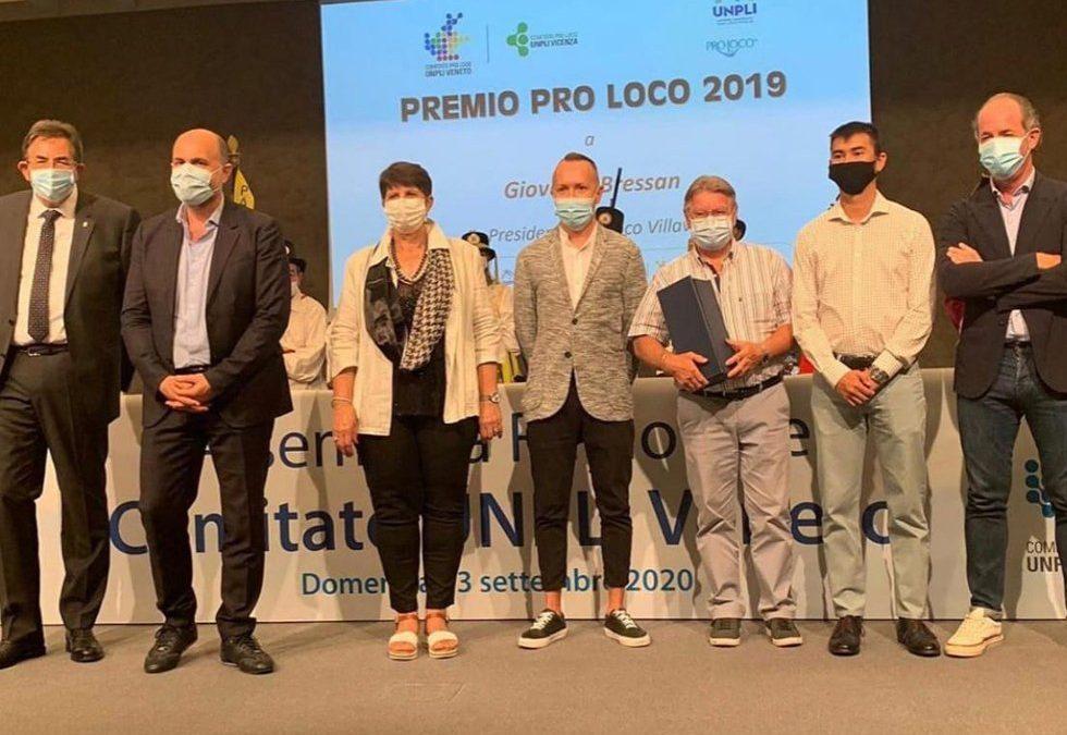 Premio Pro Loco 2019